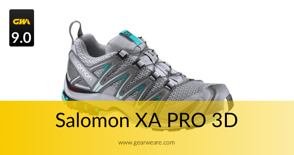 Salomon XA PRO 3D, Fully Tested & Reviewed For 2018 | GearWeAre