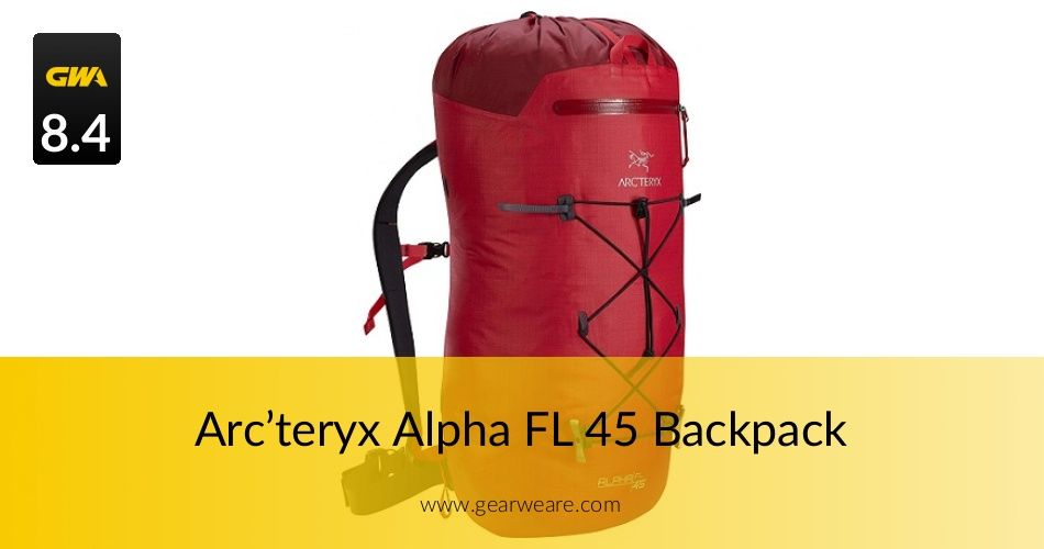 a6457335523 The Alpha FL 45 Backpack Reviewed 2019 | GearWeAre